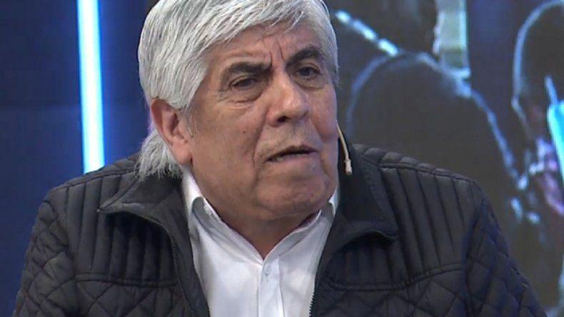 Moyano demandará a Suar por El Tigre Verón