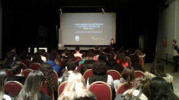 ofreceran en las escuelas charlas  sobre patrimonio natural y cultural