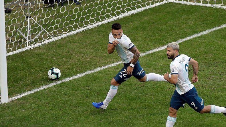 La Selección venció a Qatar y el viernes juega con Venezuela