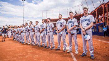 la seleccion argentina de softball se consagro campeona del mundo