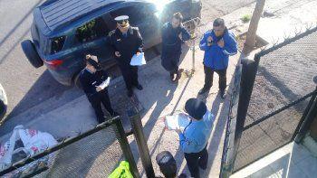 investigan a los trabajadores de uocra que tomaron la sede