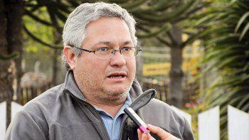 Claudio Mosqueira insiste con ser intendente en Sarmiento. Esta vez va por Chubut al Frente.