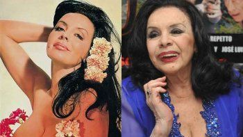 murio isabel la coca sarli, emblema del cine argentino