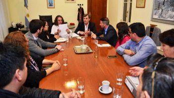 El Gobierno firma convenio de relevamiento territorial con el INAI