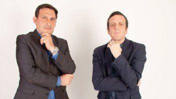 Paulo Kablan y Mauro Sztajnszrajber presentarán la obra ¿Hay un asesino en la sala? Historias y misterio de una mente criminal en el marco de la Feria Internacional del Libro de Comodoro Rivadavia.