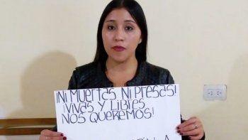 manana se sabra el veredicto y por redes piden la absolucion de juliana