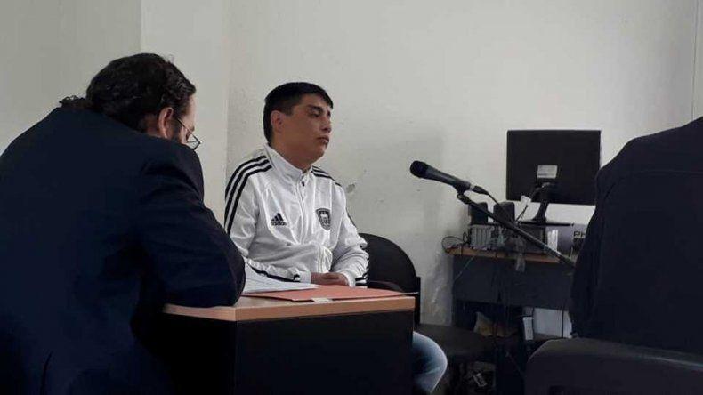 A Claudio Huilipan le fue revocado el beneficio de salidas transitorias tras ser sometido ayer a una audiencia de ejecución penal.