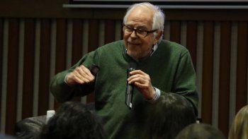 El doctor Héctor Fernández Alvarez será el expositor.