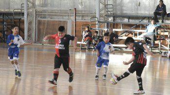 La Asociación Promocional de Fútbol de Salón de Comodoro Rivadavia tuvo una intensa actividad y ya programó una nueva doble jornada.