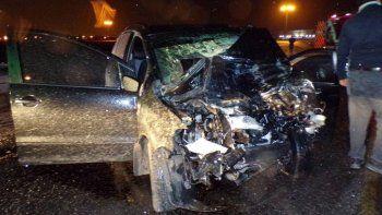 Conductor murió tras chocar con un camión en Ruta 3