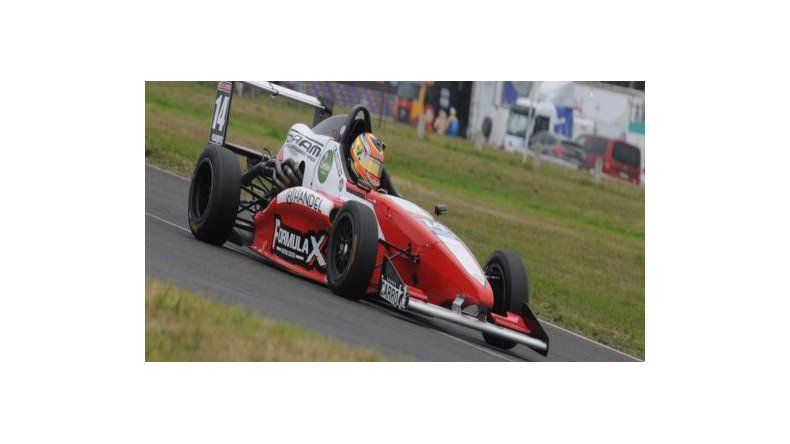 Foto: Fórmula Renault 2.0