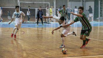 La Cigarra se impuso 3-1 a Club La Mata en uno de los partidos de la denominación C-17.