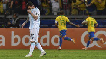Los memes tras la eliminación de Argentina ante Brasil