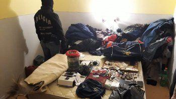 Atraparon a la viuda negra en un hotel céntrico de la ciudad