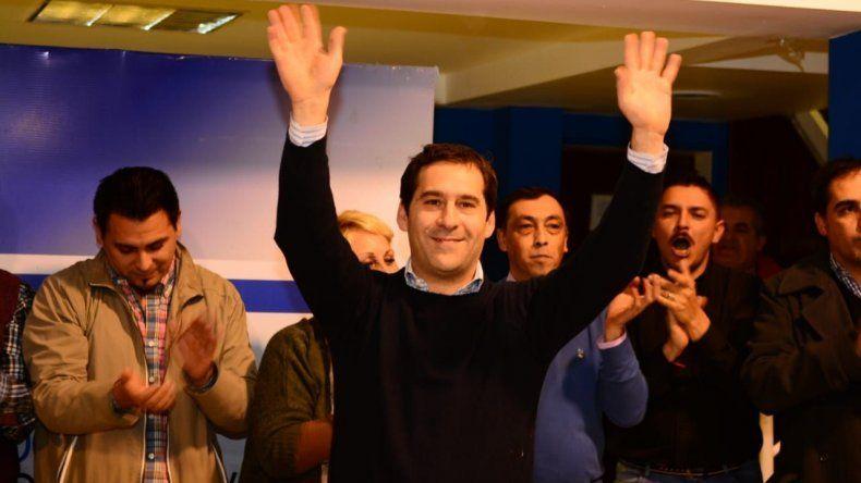 Juan Pablo Luque se proyecta para ser el nuevo intendente de Comodoro.