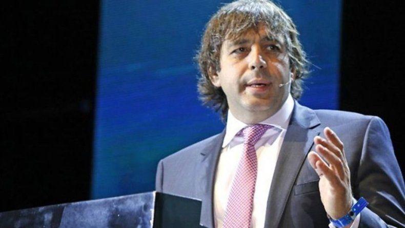 Fabián De Sousa denunció a Macri por extorsión