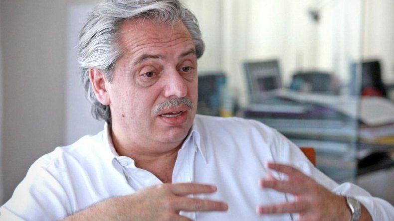 Fernández aseguró que el Gobierno podría mentir en el escrutinio