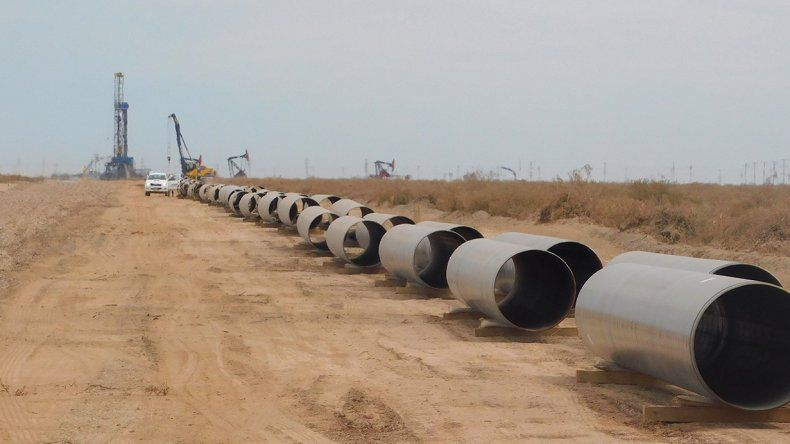 La extensión total del gasoducto está proyectada en 1.100 kilómetros.