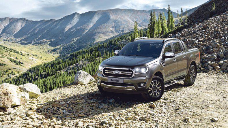 Ford Ranger: Pickup definitiva