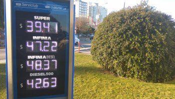 Los combustibles, como la nafta Super que es la más demandada, han sufridoaumentos superiores al 30 por ciento en lo que va de este año.