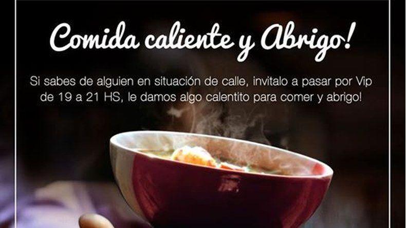 La familia de Messi dará abrigo y comida a gente en situación de calle