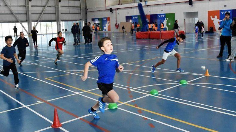 El atletismo se prepara para el Torneo Indoor