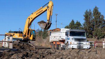 el municipio impulsa el crecimiento de las areas viales en zona sur