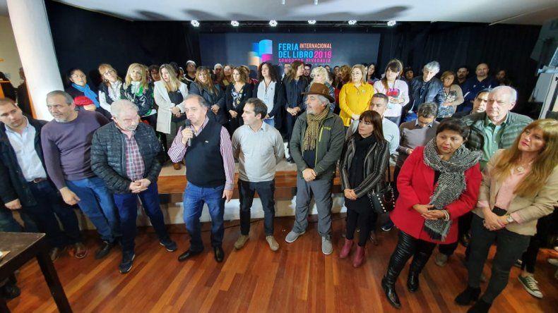 Linares pidió que la Feria tenga continuidad en la gestión que sigue