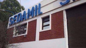 crisis textil: sedamil paga el salario en cuotas y el aguinaldo en agosto