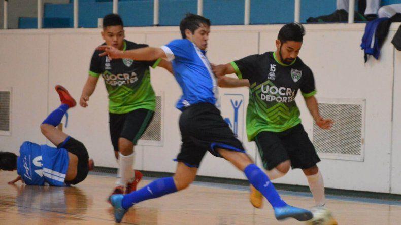 UOCRA Comodoro se quedó con la  primera final del torneo Apertura