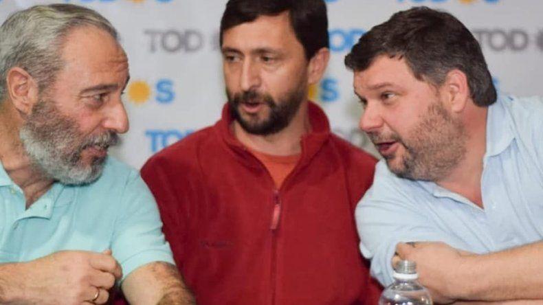 Santiago Igon arrancó su campaña en Esquel con fuertes críticas al ajuste que aplicó Macri estos años.