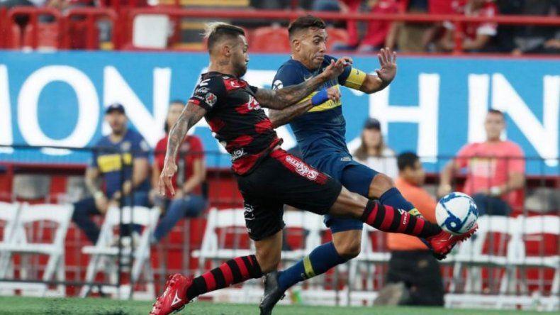 Boca perdió ante Tijuana en su último amistoso