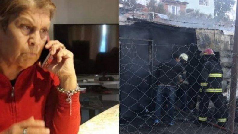 A un mes del fatal incendio: familiar de las víctimas insiste que fue intencional