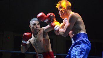 El boxeo amateur local propone una noche con ocho combates.