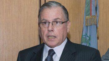 denuncio en un encuentro de jueces penales que hay causas armadas