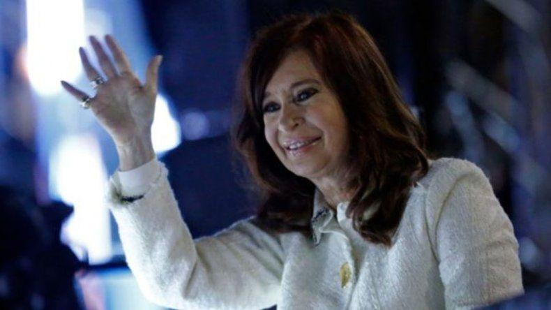 Cristina Fernández presentará Sinceramente en Río Gallegos