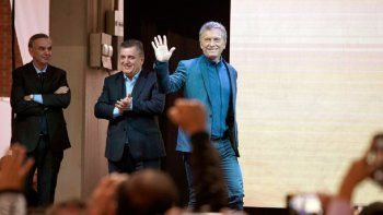 La imperdible canción que cerró el acto de Macri en Córdoba