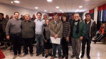 el municipio otorgo un aporte de 1 millon de pesos al tabernaculo de la fe para construir una escuela