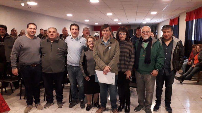 El municipio otorgó un aporte de 1 millón de pesos al Tabernáculo de la Fe para construir una escuela