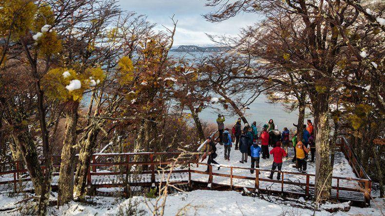 Parques patagónicos este invierno: entre el esquí y los hielos eternos