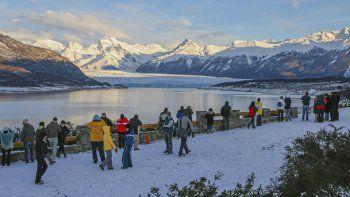 parques patagonicos este invierno: entre el esqui y los hielos eternos
