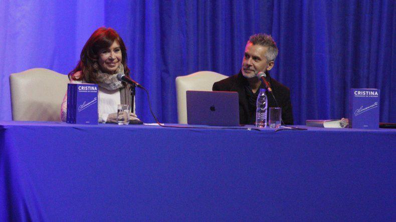 Cristina: el actual gobierno aplica un mal capitalismo