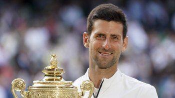 Djokovic derrotó a Federer en la final más larga en la historia de Wimbledon