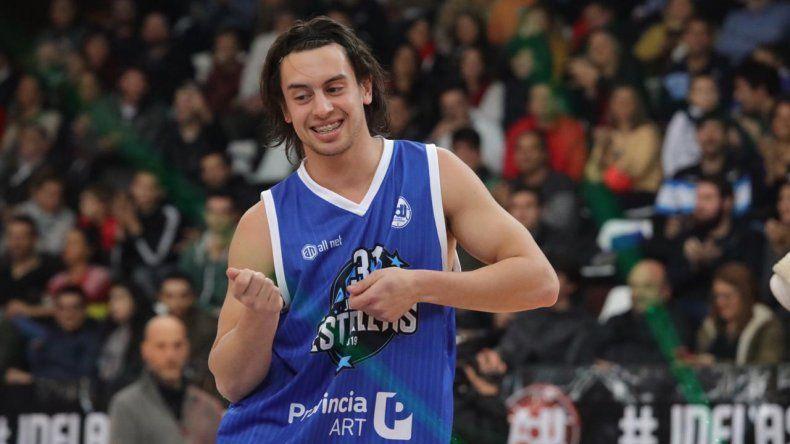 Manuel Buendía se consagró bicampeón del Torneo de Triples