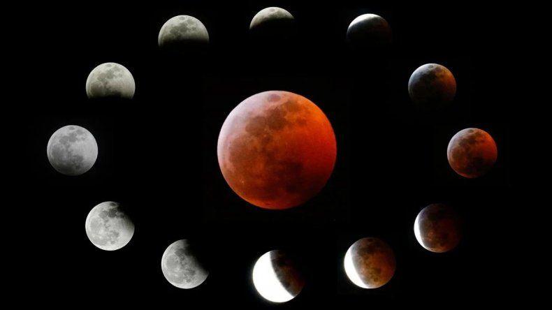Mañana habrá un nuevo eclipse