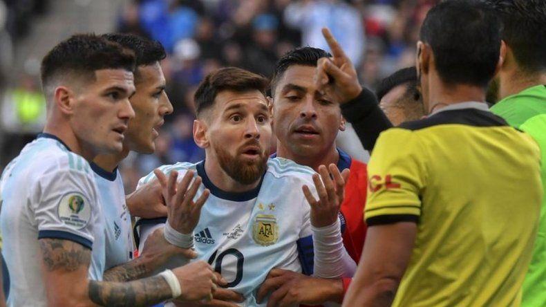 Miembro del TAS sobre posible sanción a Messi: lo van a sacudir