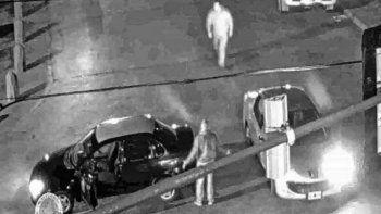 la autopsia del taxista: el karateca le partio el craneo en dos partes