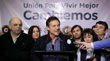 Actualmente, Eduardo Costa es senador nacional y competirá el 11 de agosto para ser gobernador de Santa Cruz.