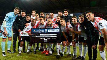 River le ganó por penales a Gimnasia de Mendoza