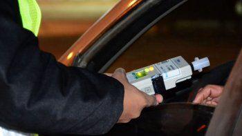 conductor alcoholizado protagonizo un accidente en ruta 26
